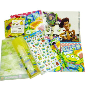 -1112 Toy story stationery bag ( E)