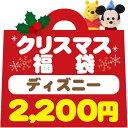 福袋1660ディズニーキャラクタークリスマス福袋 【ラッピング不可】