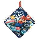 スーパーマリオグッズ ループタオル ブルースピン 635249【お一人様2点限り】【ラッピ