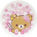 1/24以降〜出荷 リラックマ ●まめ皿(TK01201)★桜リラックマ★