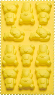 Rilakkuma toy Silicon ice cube trays ★ Silicon series ★