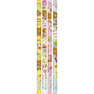 Pencil ★ Aloha rilakkuma ★ ★ 10th anniversary ★