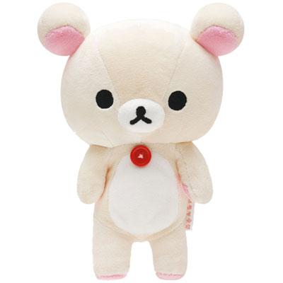 【Rilakkuma】Stuffed Plush Toy / S (Korilakkuma)
