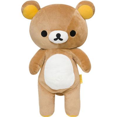 【Rilakkuma】 Stuffed Plush Toy / M (Rilakkuma)