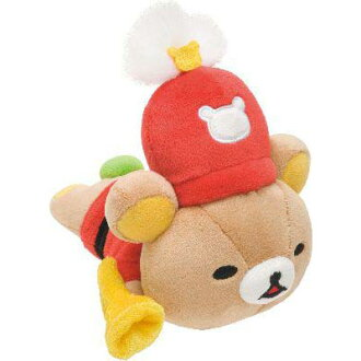Wonderland miniature plush rilakkuma and trumpet ★ 10th anniversary ★