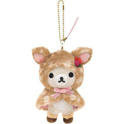 -Hanging rilakkuma ( korilakkuma ) ★ happy natural time ★