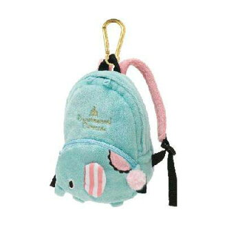 -Plush backpack pouch (Mouton) ★ shappo & Mouton ★