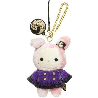1 Plush-stuffed-animal suit holder ★ starry Crescent theatre series ★