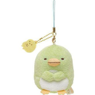 Corner living toy plush mascot (Penguin? + Funny TAPI)