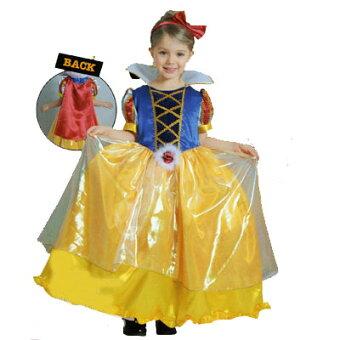 【Disney白雪姫】●デラックスプリンセスコスチューム/子供用★キャラクターコスチューム★
