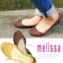melissa(メリッサ)CAMPANA ZIGZAG #30980カンパーニャ/カンパーナ ジグザグフラットラバーシューズ靴/レインパンプス/レインシューズ/塩化ビニルP06May02P03Dec16