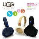 UGG【アグ/アグー】KIDS Classic Earmuff シープスキンイヤーマフ #K11139キッズ用耳あて/耳あてプレゼント/ギフトにオススメ02P0...
