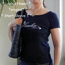 フレンチ Tシャツ フラ ラウレア ハワイ 半袖