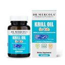 Dr. Mercola 子供用 クリルオイル 320mg【60カプセル】 ドクターメルコラ Krill Oil for Kids