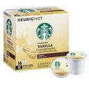 スターバックス バニラ48個(16×3箱)  キューリグ kカップ K-CUP Starbucks Vanilla