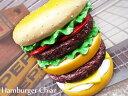 RoomClip商品情報 - ハンバーガーチェアー 椅子 チェア おもしろグッズ ギフト プレゼント スツール アメリカ雑貨 西海岸風 インテリア アメリカン雑貨