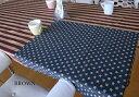 テーブルクロス 星条旗柄 130×170cm カントリーブラウン アメリカ雑貨 アメ雑貨 アメ雑 西海岸風 インテリア アメリカン雑貨