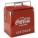 コカコーラ(Coca Cola)ピクニックストレージ/レッド クーラーボックス 保冷ボックス アメリカ雑貨 アメリカン雑貨 アメリカ雑貨屋 保冷