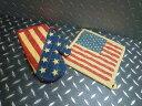 RoomClip商品情報 - カントリーアメリカン! 星条旗のキッチンセット オーブンミトン&ポットホルダー 2個セット