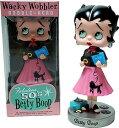 FANKO社製の首振り人形【 ボブルヘッド人形 】(Betty Boop)ベティ 50 039 S 首振り人形 フィギア アメリカン雑貨 アメリカ雑貨 ベティちゃん