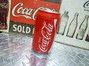 コカ・コーラ アルミ缶 マネーバンク 貯金箱 コカコーラグッ...