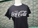 楽天ラヴィアンローズ アメリカン雑貨プリントTシャツ Coca-Cola コカコーラ ブラック(CC-VT2B) コカコーラブランド USA アメカジ ブランド ドリンク アメリカン 西海岸風 インテリア アメリカン雑貨