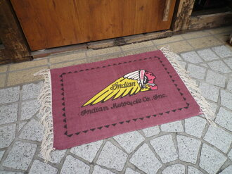 Indian pocessing garagematt (Indian) cotton mat door mat