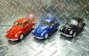 67年式クラッシック ワーゲンビートルのミニカー 1/24サイズ(17cm)ビートル クラッシックカー 名車 ★アメリカ雑貨★アメリカン雑貨