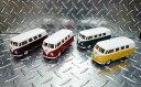 62年式クラッシックバス ワーゲンバスのミニカー 1/32サイズ(13cm) ★アメリカ雑貨★アメリカン雑貨★アメ雑貨★アメ雑 アメリカン雑貨 通販 ★ハワイ ...