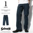 【SALE】 Schott ショット ヒッコリーパンツ 3136004 【返品交換不可】