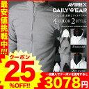 無条件25%OFFクーポン対象★ 【送料無料】AVIREX アビレックス avirex アヴィレックス
