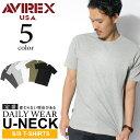 【ポイント10倍】AVIREX アビレックス Tシャツ 6143502