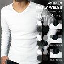 【送料無料】AVIREX アビレックス avirex アヴィレックス カットソー Tシャツ 6153...