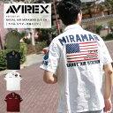AVIREX アヴィレックス ネーヴァル エア ステーション ミラマーシャツ 6185107【ラッキーシール対応】【SALE 返品・交換不可】【クーポン使用不可】