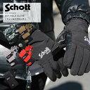 ショッピングワンスター Schott ショット ワンスターグローブ 3199054