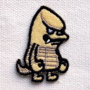 ワッペン ウルトラマンシリーズ レッドキング(シール/アイロン両用) PU300-PU10 アイロン アップリケ パッチ アルファベット エンブレム 名前 ミリタリー 車 ディズニー ワッペン