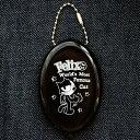 ラバーコインケース フィリックスザキャット Felix The Cat(ブラック/2015) FFO-002A 小銭入れ,キーホルダー,アメリカ,アメリカ雑貨,...