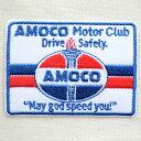ロゴワッペン アモコオイル/AMOCO Motor Club...