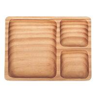 スパイス(SPICE) PAN MAISON LUNCH WOOD TRAY AVLT1010 プレート 食器 (Mens、Ladys)の画像