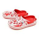 クロックス(crocs) CbndGrphcClg RED ...