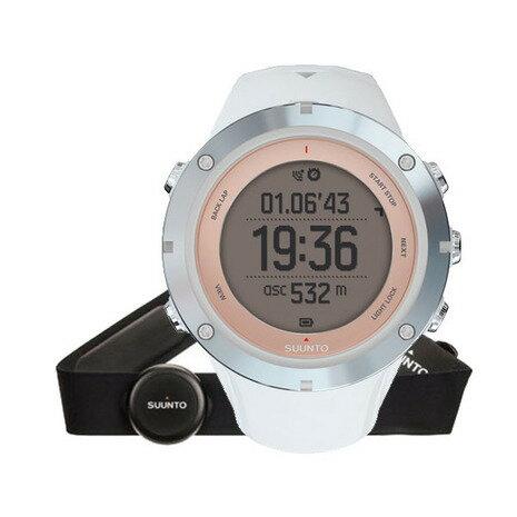 スント(SUUNTO) アンビット3 スポーツ HR サファイア Ambit3 Sport Sapphire HR SS020672000 腕時計 GPS 心拍計 (Men's、Lady's) 【期間限定 ポイント8倍 3,240円ご購入で送料無料!】