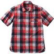 ヘリーハンセン(ヘリーハンセン) ヘリーハンセン HELLY HANSEN ショートスリーブ ブロックチェックシャツ(メンズ) HO41602 吸汗速乾性 北欧 アウトドア (Men's)