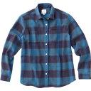 ノースフェイス(THE NORTH FACE) ロングスリーブ ウィラメット シャツ L/S Willamette Shirt NRW61606 レディース シ...