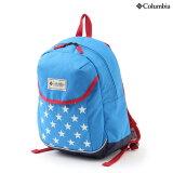 コロンビア(Columbia) グレートブルック9L バックパック Great Brook 9L Backpack PU8886 487 Vivid Blue Star キッズ デイパック (Jr) リュック デイパック キッズ