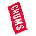 ショッピングバスタオル 【ポイント5倍〜 4/10日限定 要エントリー&楽天カード決済 】チャムス(CHUMS) チャムス ボートロゴ バスタオル CHUMS Boat Logo Bath Towel CH62-0085 0 (メンズ、レディース)