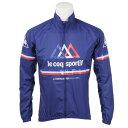 ルコック スポルティフ(Lecoq Sportif) トリコロールウィンドジャケット QC-571173 DSN 自転車 ジャージ (Men's)