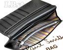 ■paulsmith ポールスミス 長財布 メンズ バッファロー牛革 マルチストライプ 長財布 ポールスミス900-0074