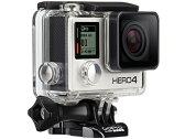 【新品・未使用】 GoPro(ゴープロ) HERO4 Silver Edition Adventure CHDHY-401-JP ビデオカメラ 家電