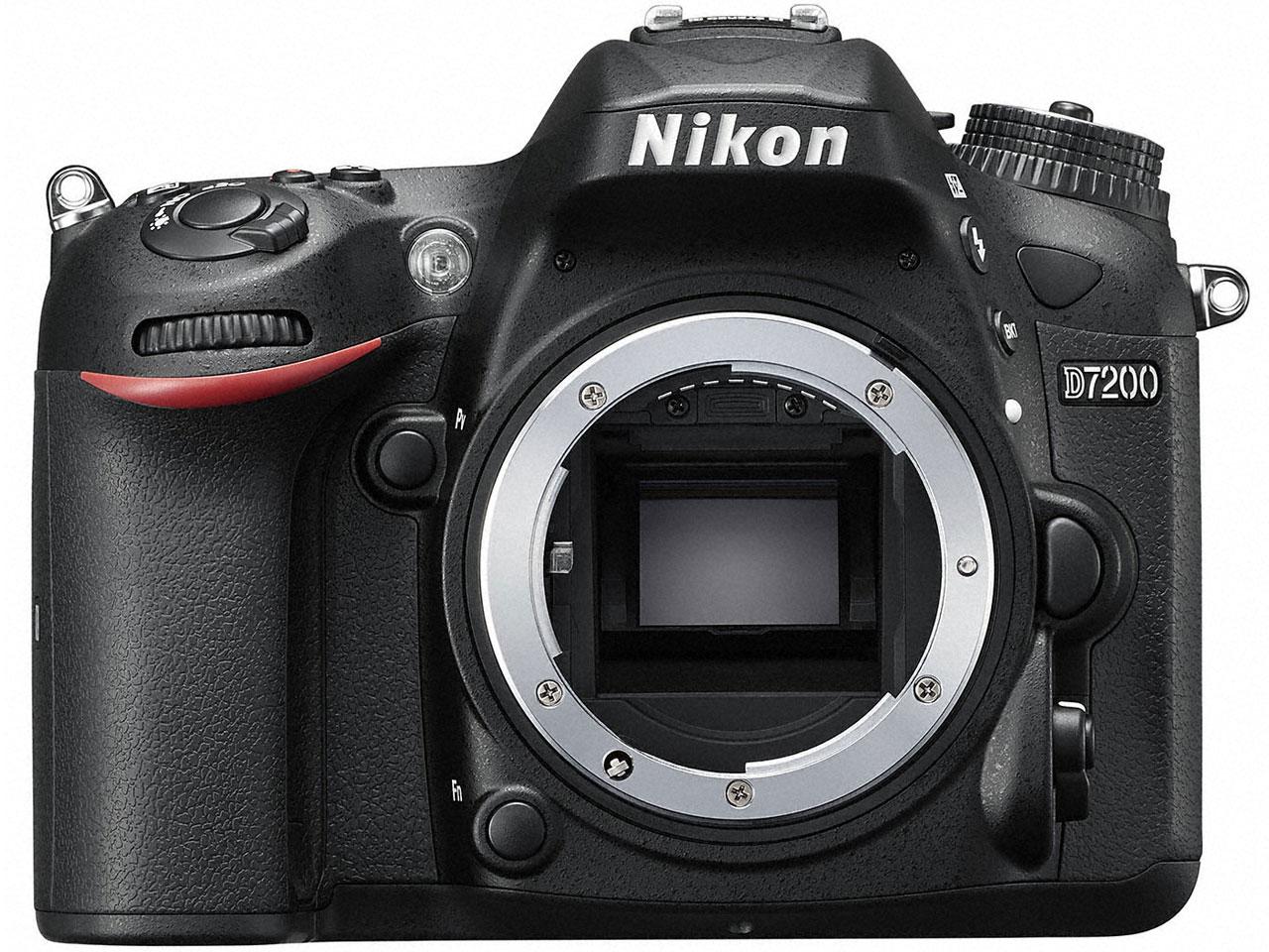 【新品・未使用】 ニコン(Nikon) D7200 ボディ デジタル一眼カメラ 家電