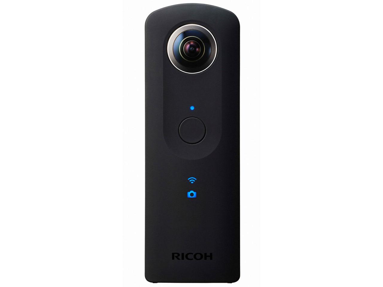 【新品・未使用】リコー(RICOH) RICOH THETA S 全天球撮影が可能なデジタルカメラ 家電